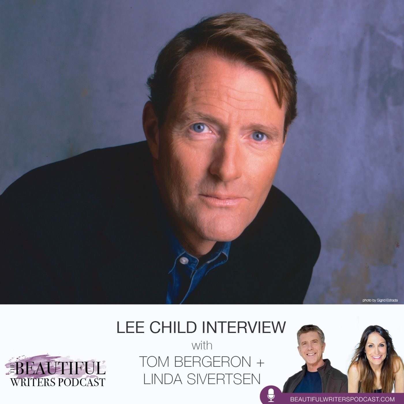 Lee Child: Writing & Righting Wrongs