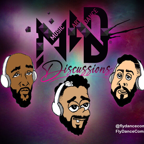 M.A.D. Discussions  Podcast Artwork Image