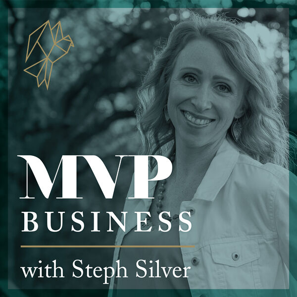 MVP Business Podcast Artwork Image