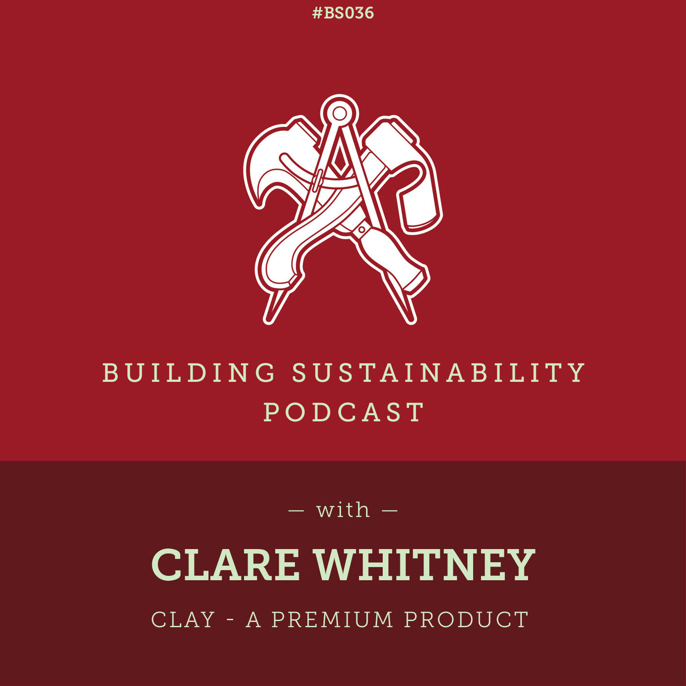 Clay - A Premium Product - Clare Whitney (Clayworks) - BS036