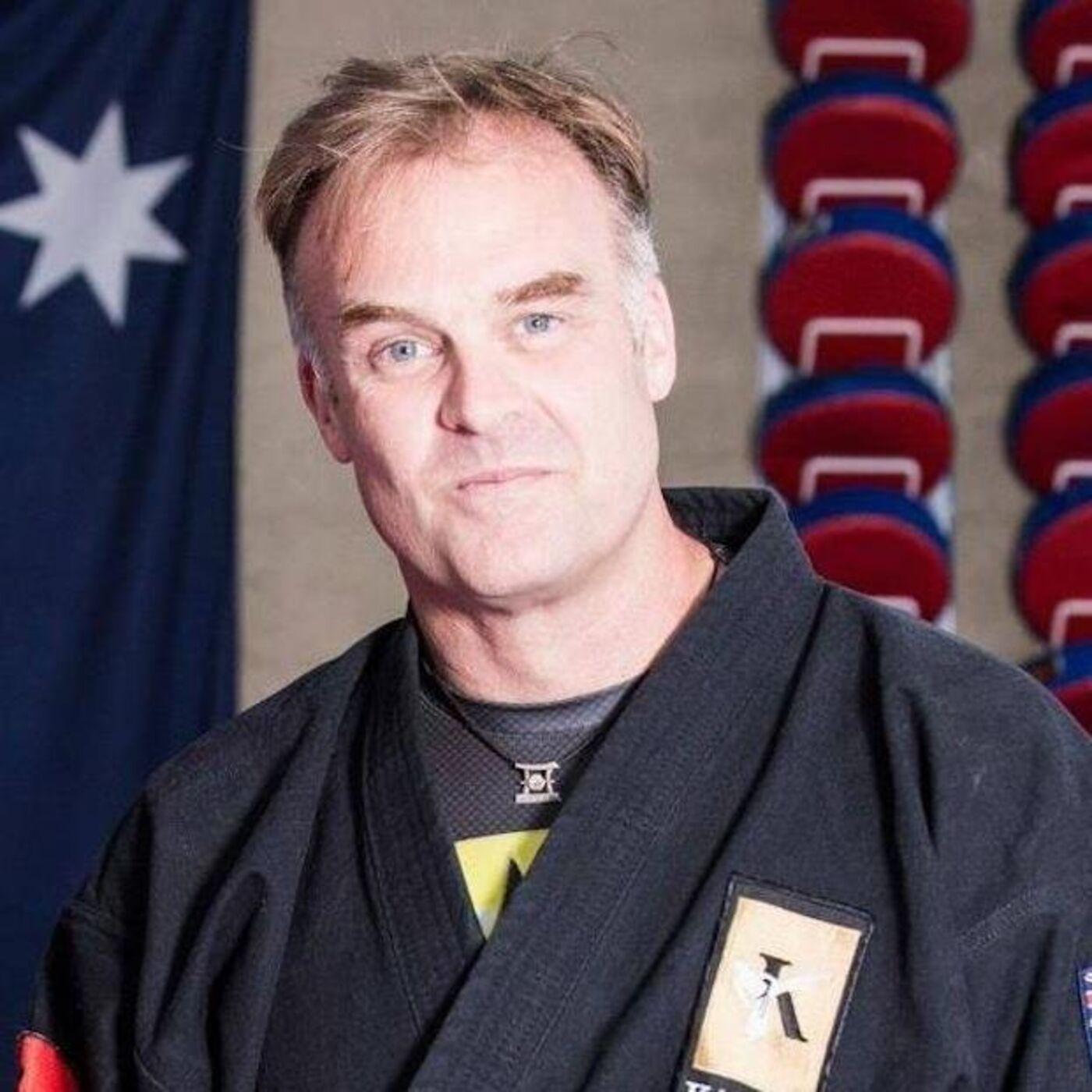 Paul Veldman - Martial Arts/Use of Force Legislation