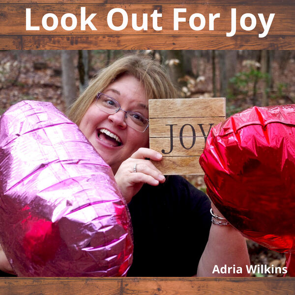 Look Out For Joy Podcast Artwork Image