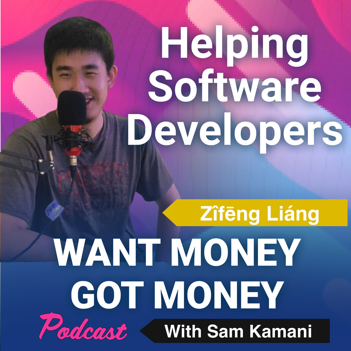 43: Helping developers find the right opportunities with guest - Zîfēng Liáng