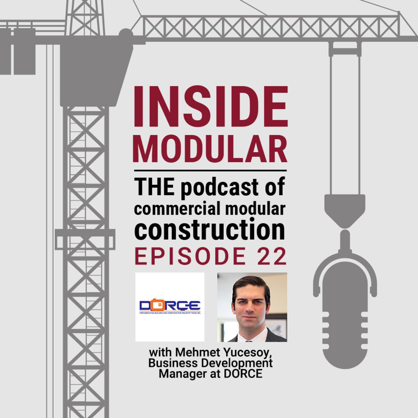 Examining the Global Modular Construction Market w/ DORCE Ltd.
