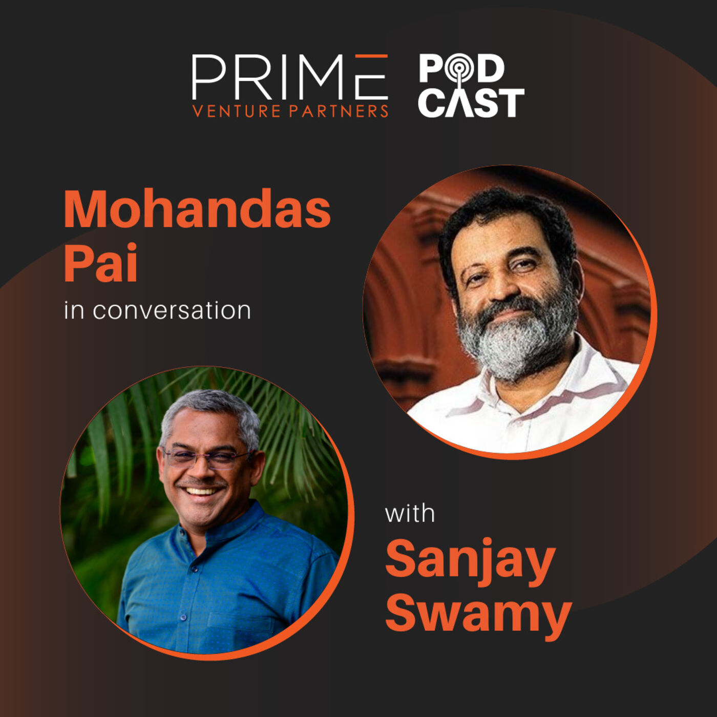 #42 Mohandas Pai on Massive India Opportunity, Market Potential and Leveraging Digital India.