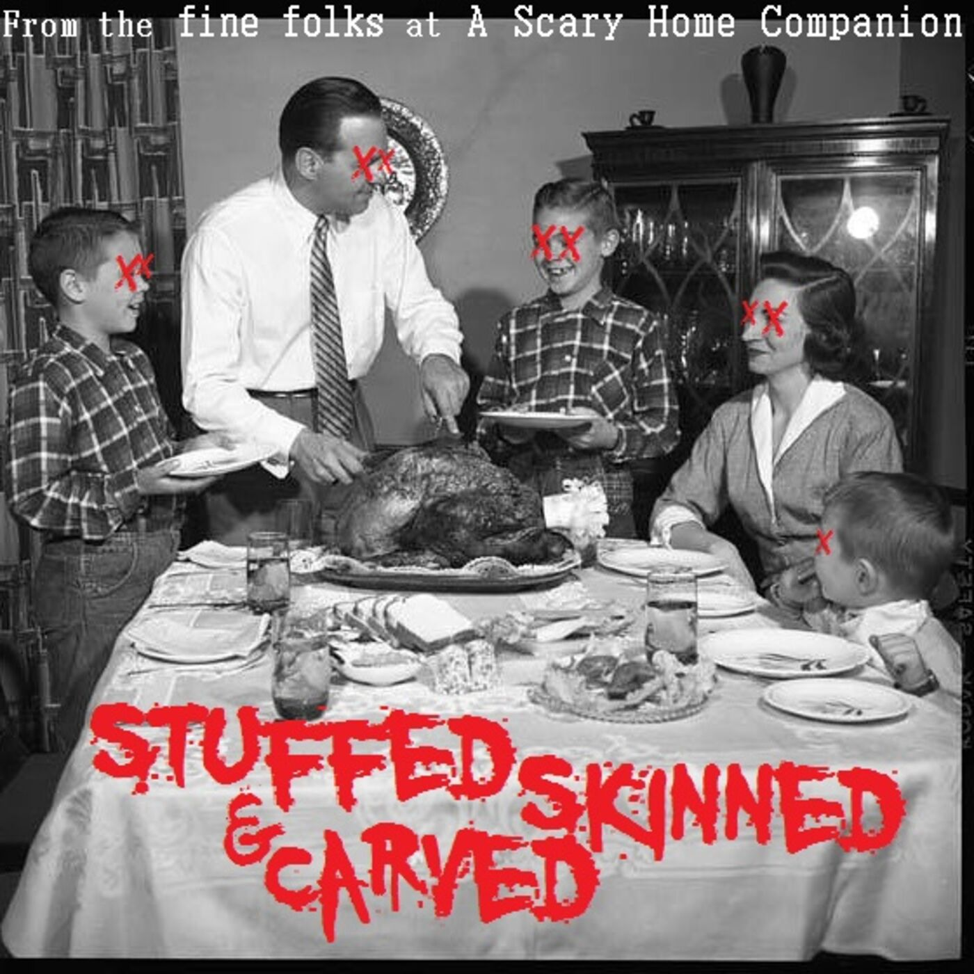 Stuffed, Skinned & Carved : Thanksgiving Thrillers