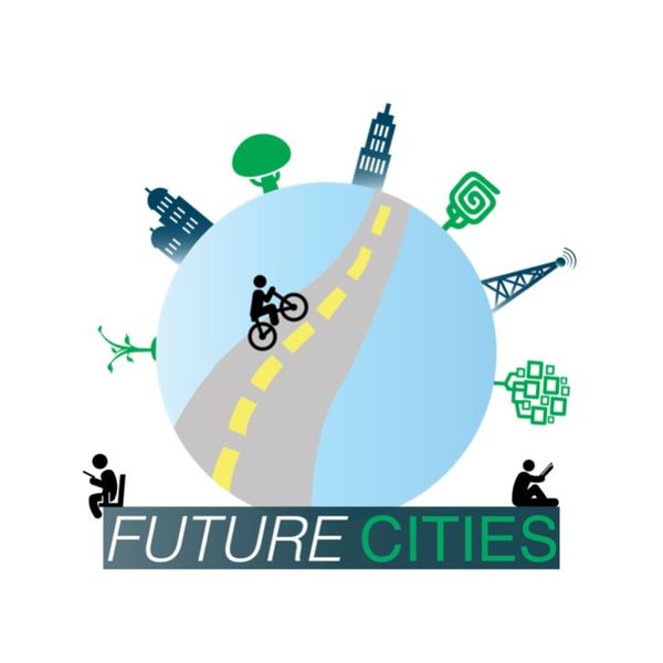 Future Cities Podcast Artwork Image