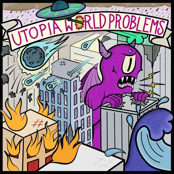 Utopia World Problems Podcast Artwork Image