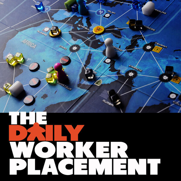 The Daily Worker Placement Podcast Artwork Image