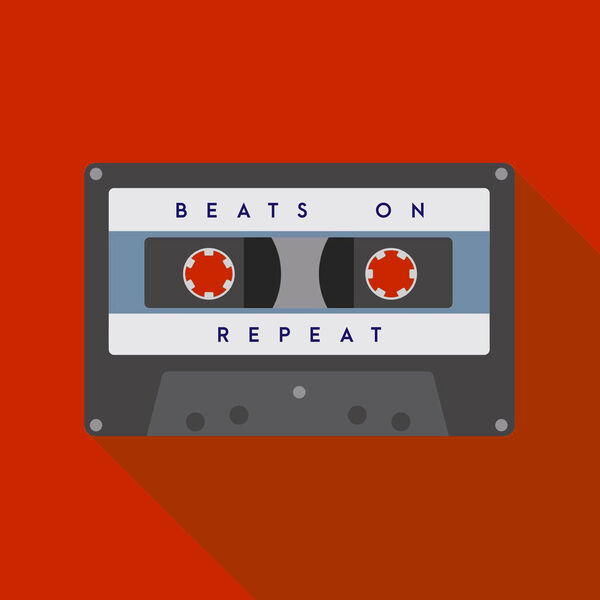 Beats on Repeat Podcast Podcast Artwork Image