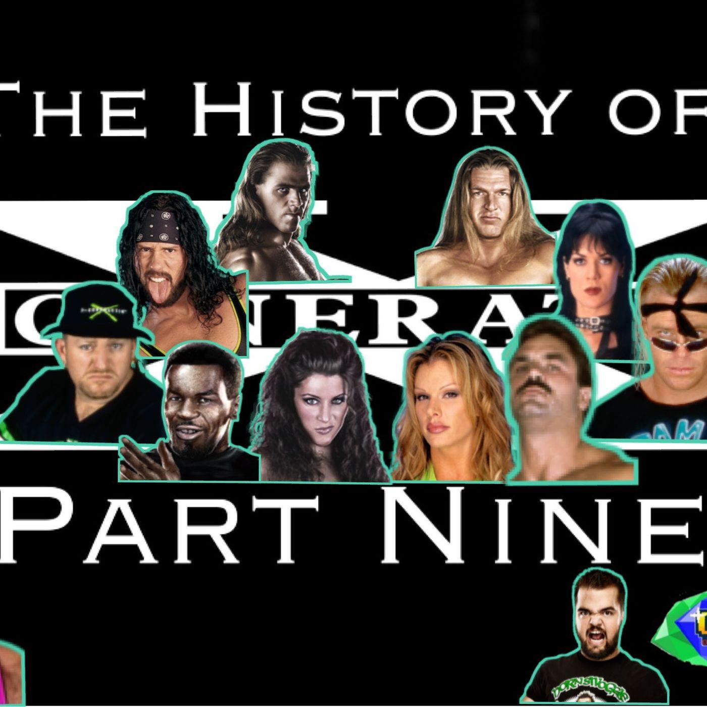 History of D-Generation X: Part Nine