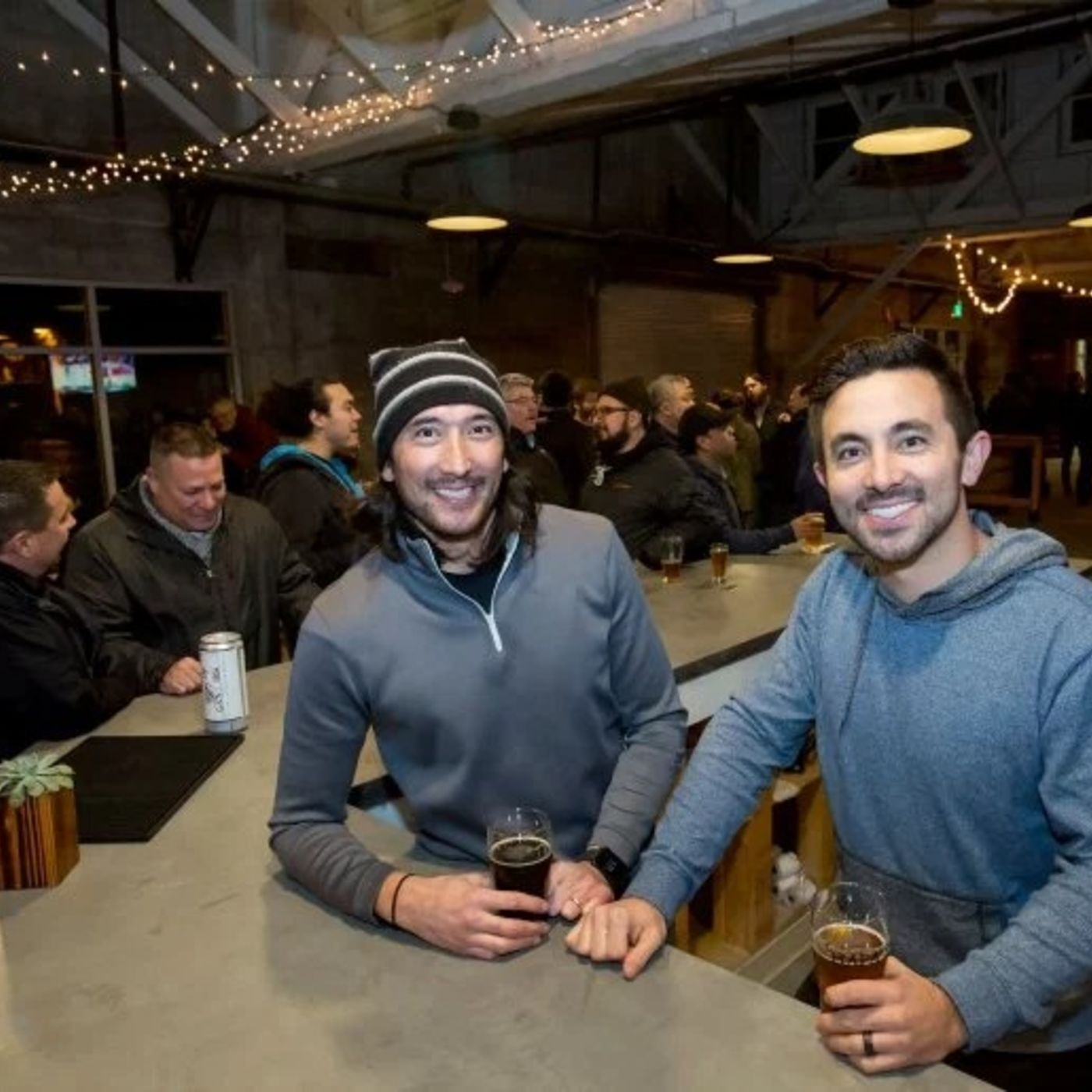 Local Boys Make Good - Hapa's Brewing Company