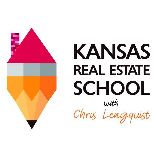 Kansas Real Estate School Podcast Artwork Image