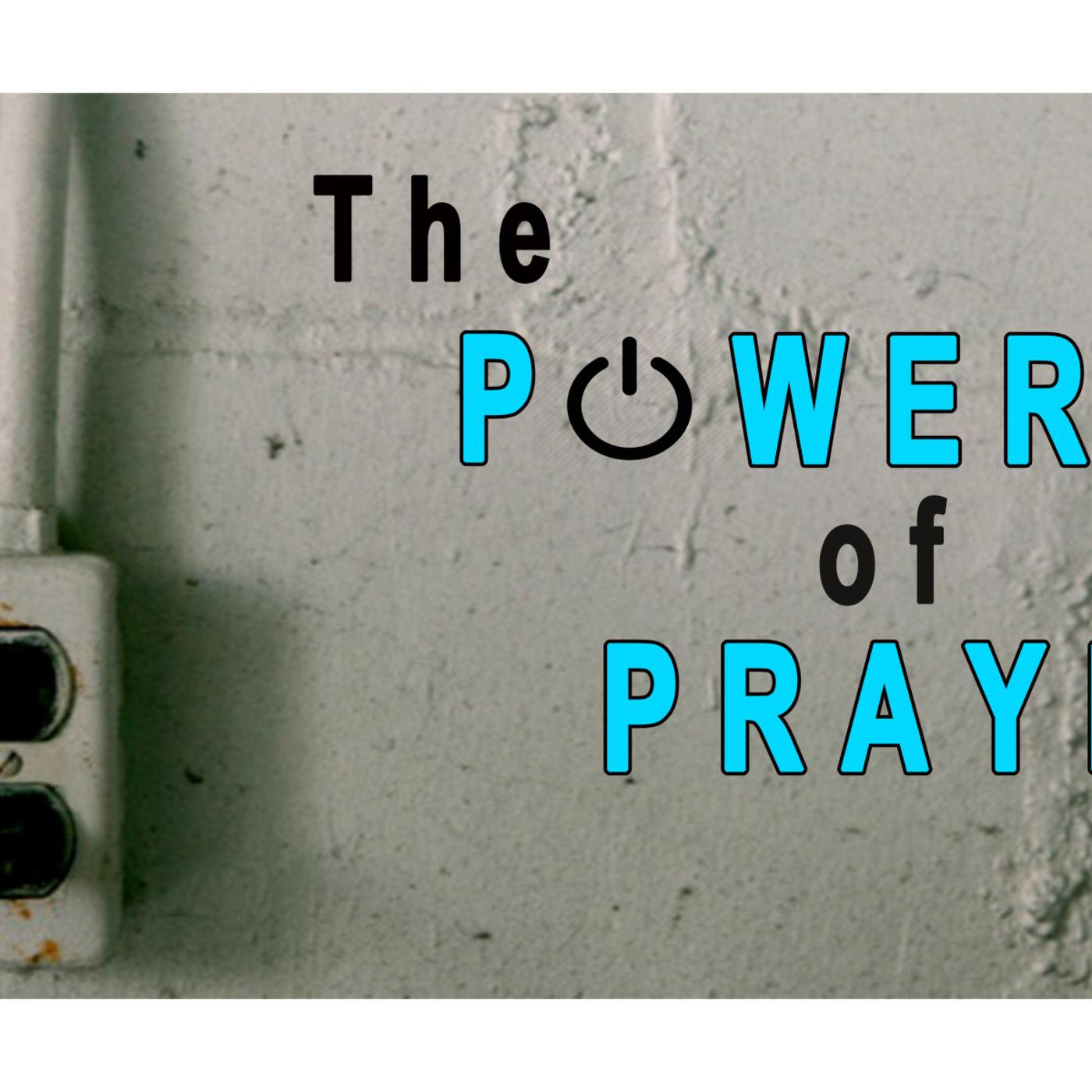 Power of Prayer: More of God