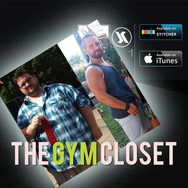 The Gym Closet (A Krave Gym Podcast) Podcast Artwork Image