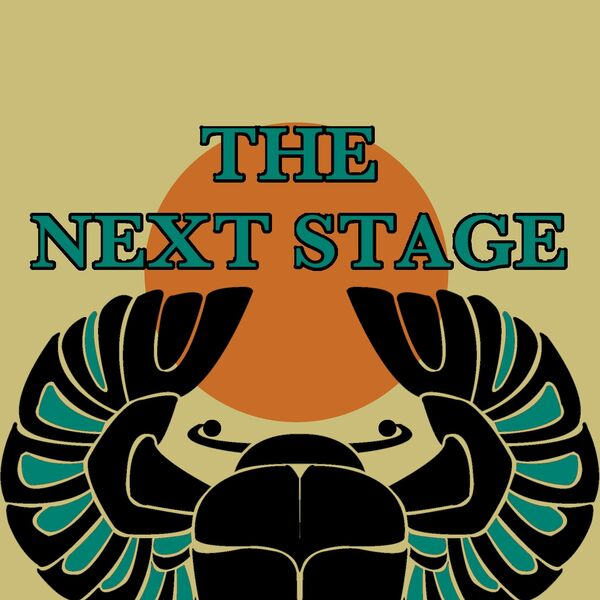 The Next Stage Podcast Artwork Image
