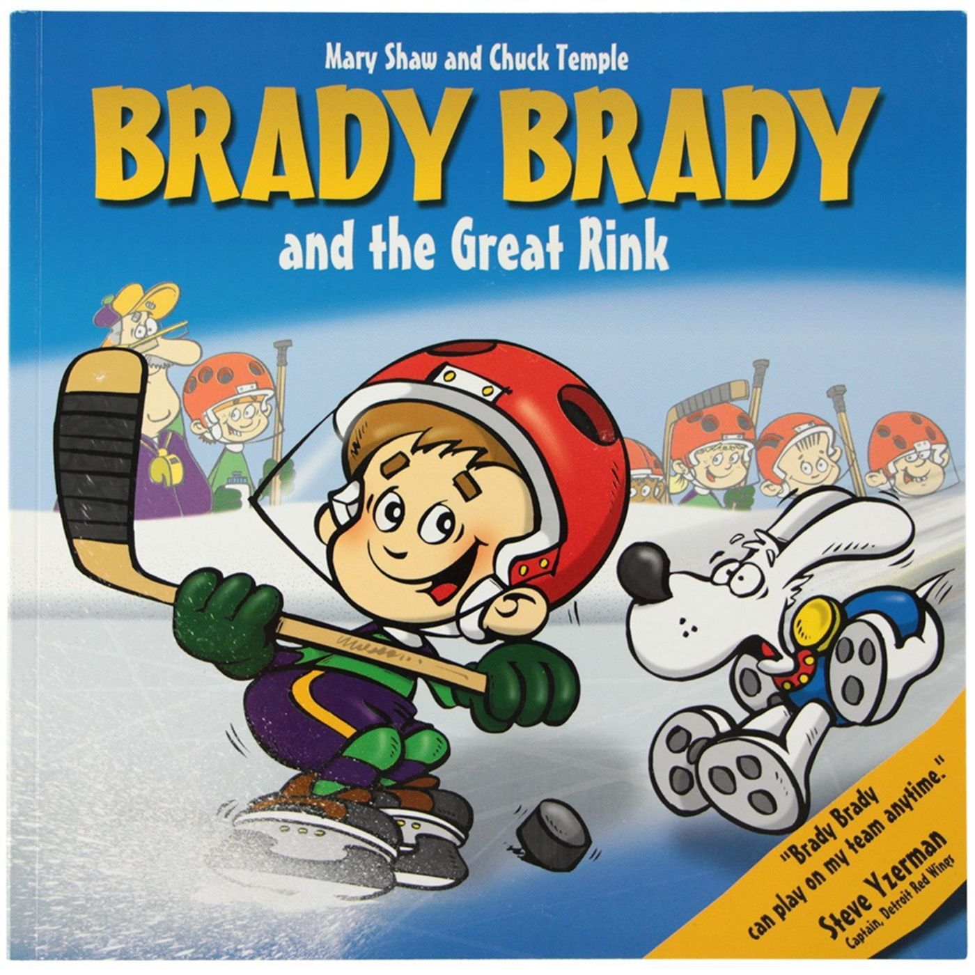 Brady Brady and the year you could build a rink in Vancouver
