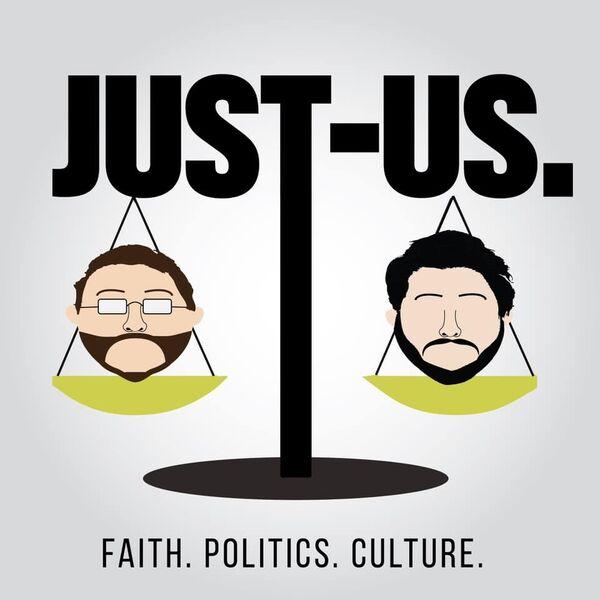 Just Us. Podcast Artwork Image