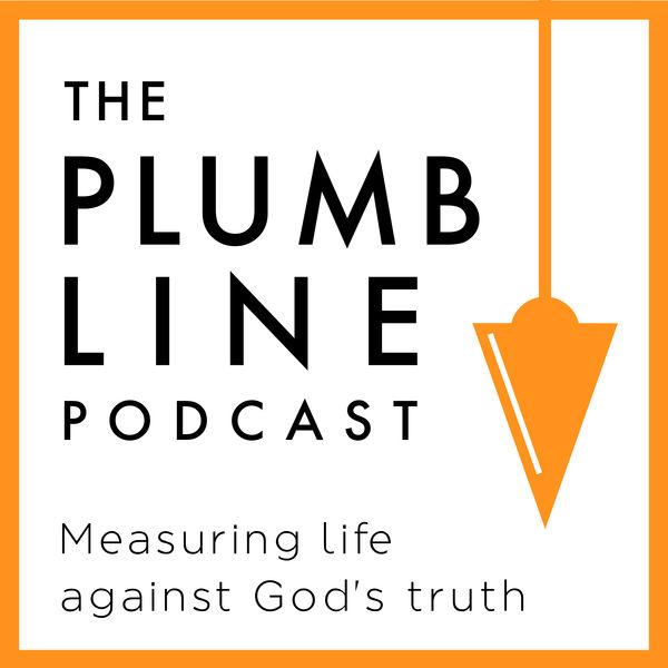 The Plumb Line Podcast Artwork Image