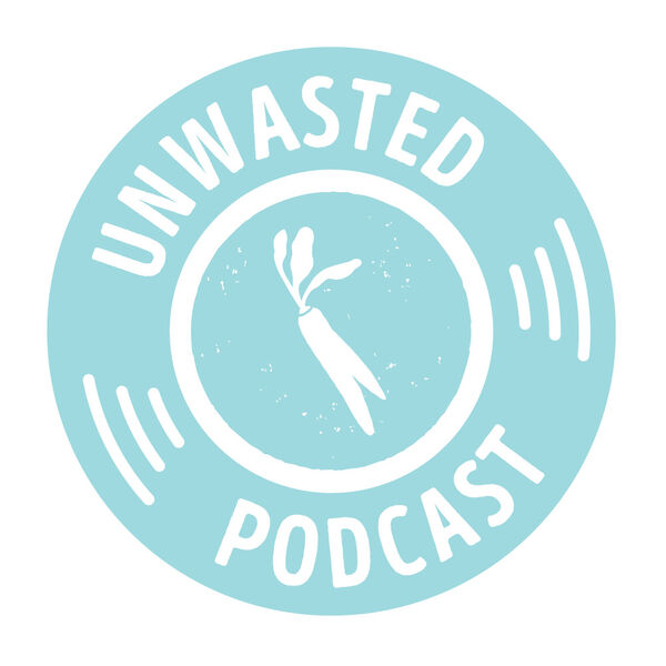 Unwasted: The Podcast Podcast Artwork Image