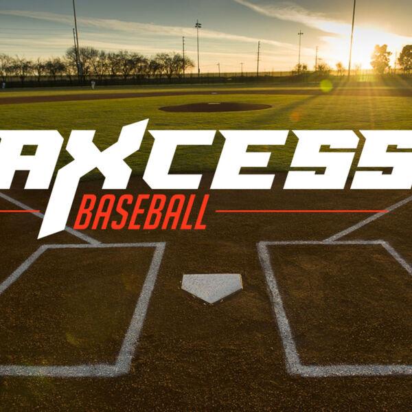 Axcess Baseball's Podcast Podcast Artwork Image