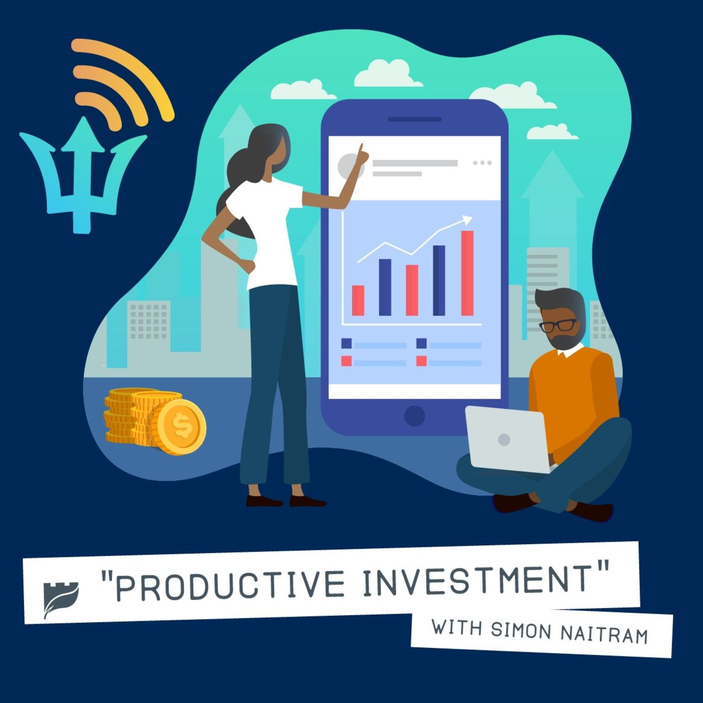 Ep. 8: Productive Investment with Simon Naitram