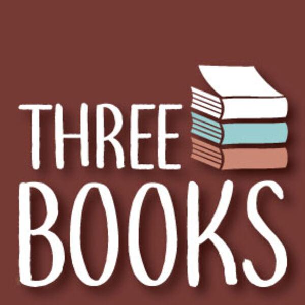 Three Books Podcast Artwork Image