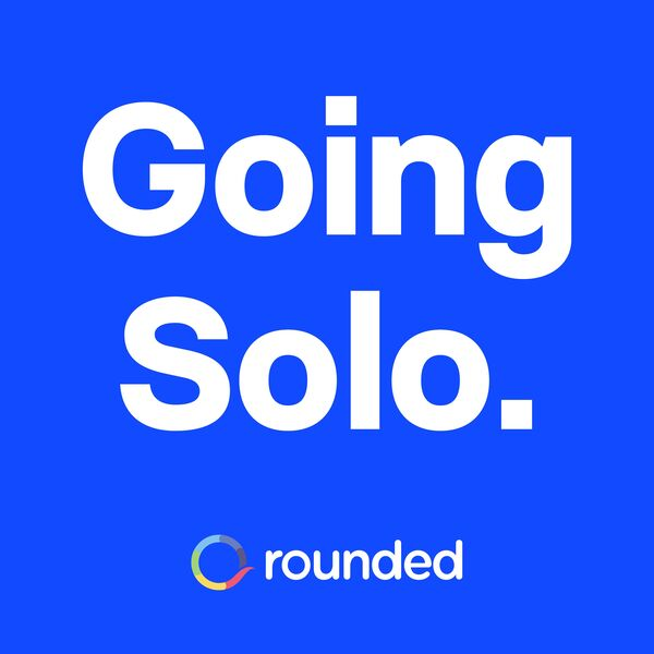 Going Solo Podcast Artwork Image