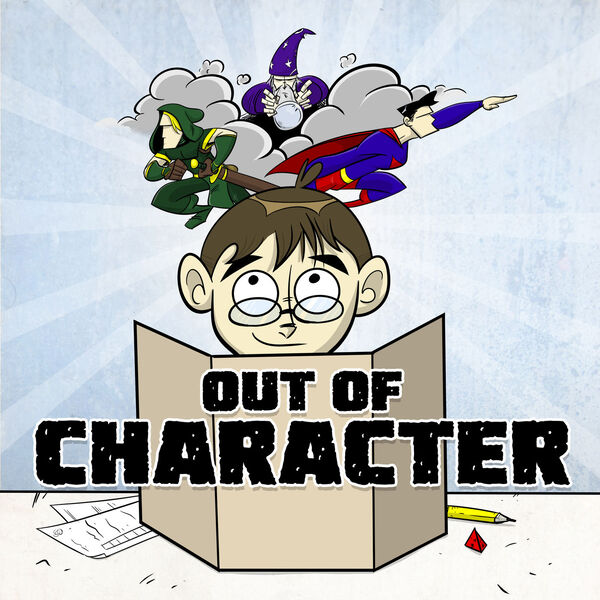 Out of Character Podcast Artwork Image