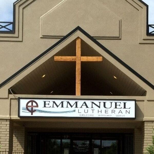 Emmanuel Lutheran Podcast Podcast Artwork Image