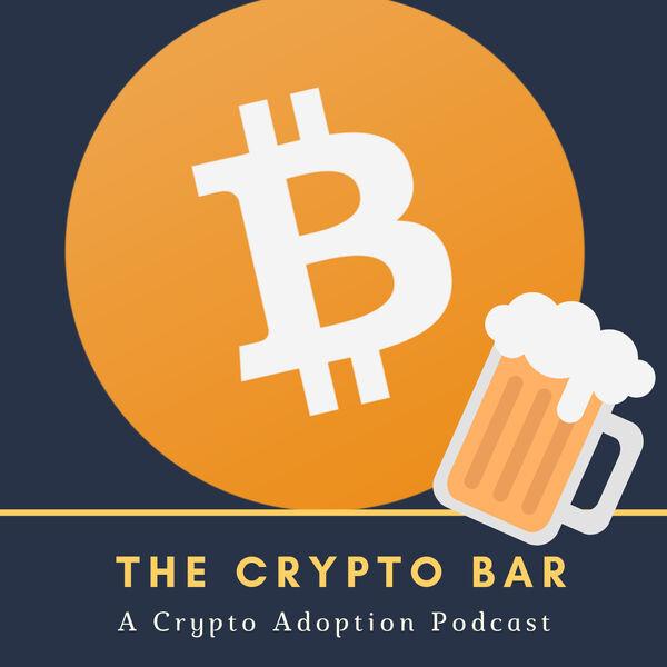 The Crypto Bar Podcast Artwork Image