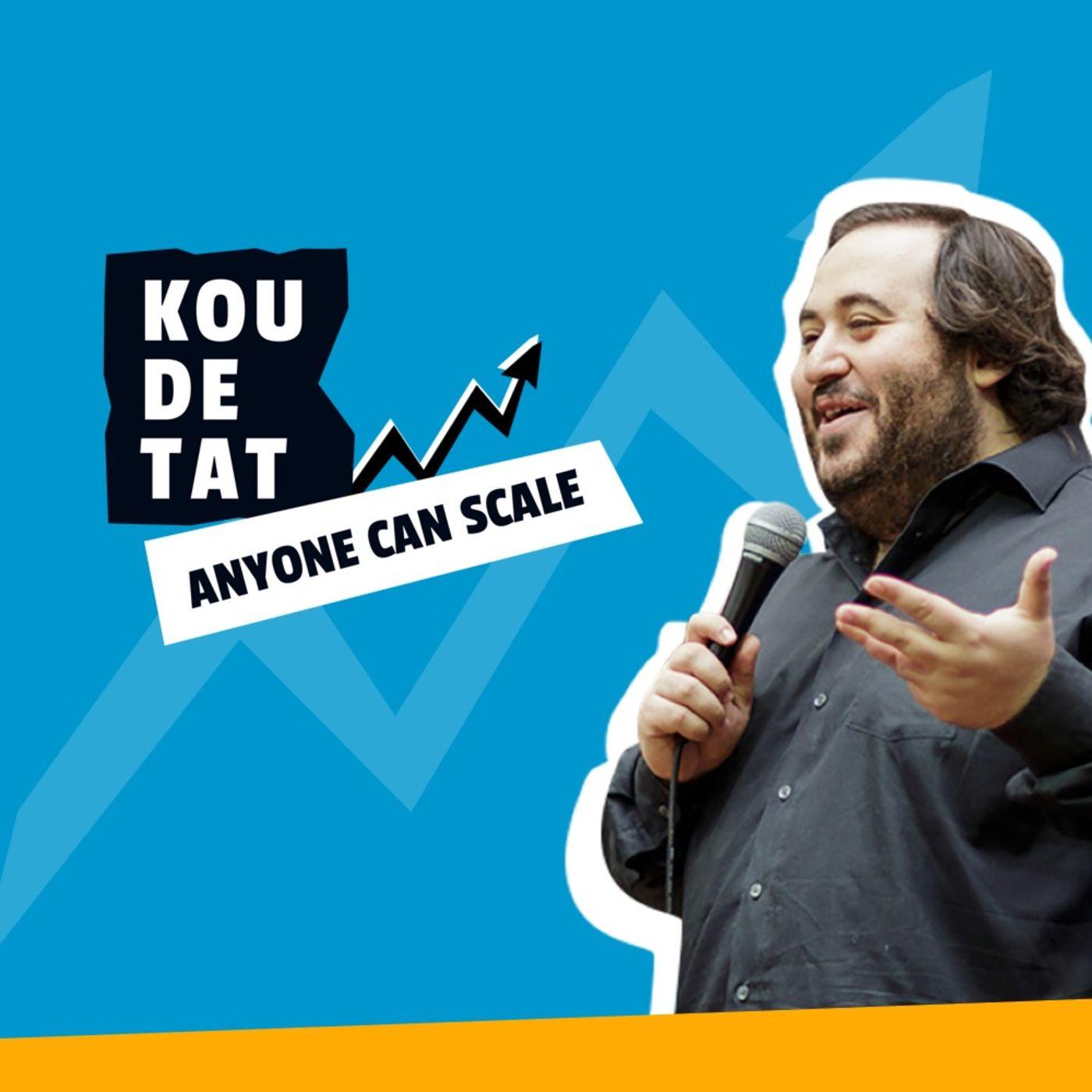 Comment scaler une boite pas scalable ? par Oussama Ammar