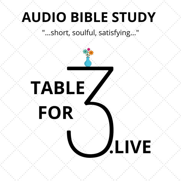 Table For 3 Live Podcast Artwork Image