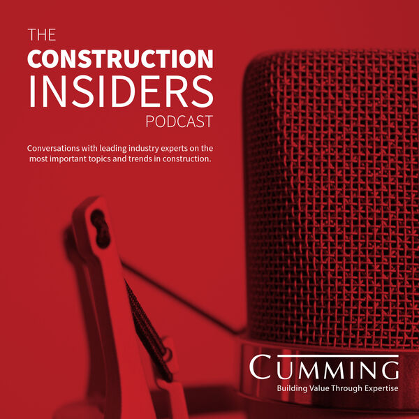 The Construction Insiders Podcast Podcast Artwork Image