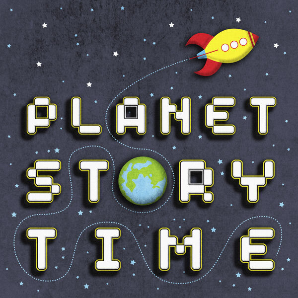 Planet Storytime Podcast Podcast Artwork Image