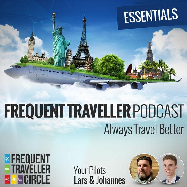 Frequent Traveller Circle - Essentials - DEUTSCH Podcast Artwork Image