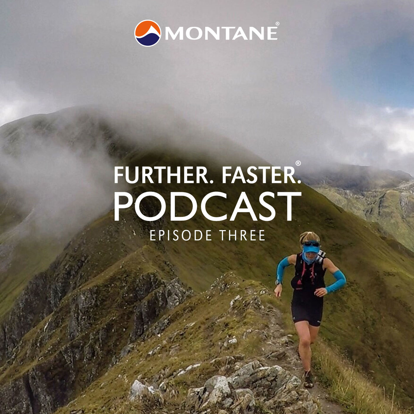 Further. Faster. Podcast Ep3 (Ultra Runner Debbie Martin-Consani)