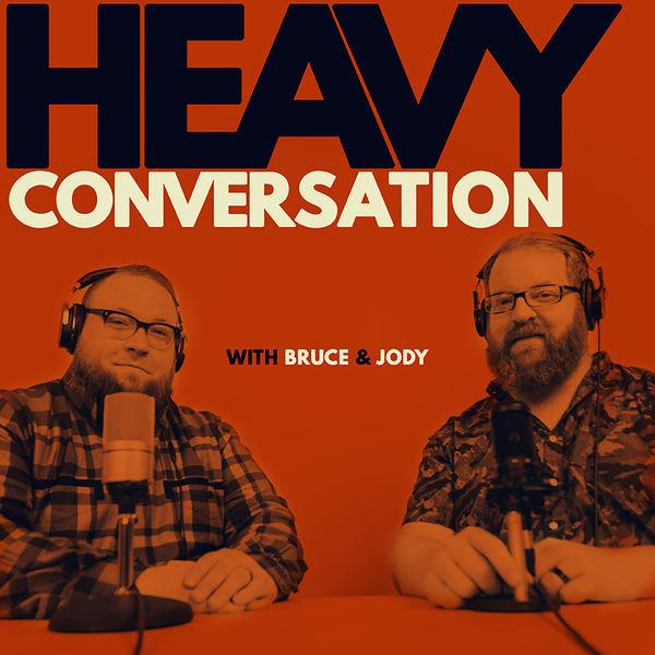 Heavy Conversation Podcast Artwork Image