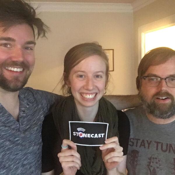 StoneCast Podcast Artwork Image