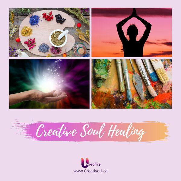 Creative Soul Healing Podcast Podcast Artwork Image