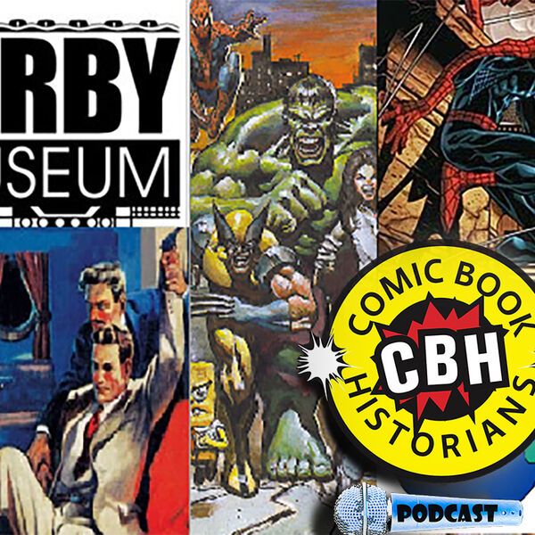 Comic Book Historians Podcast Artwork Image