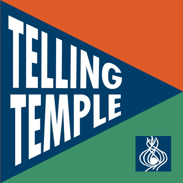 Telling Temple Podcast Artwork Image