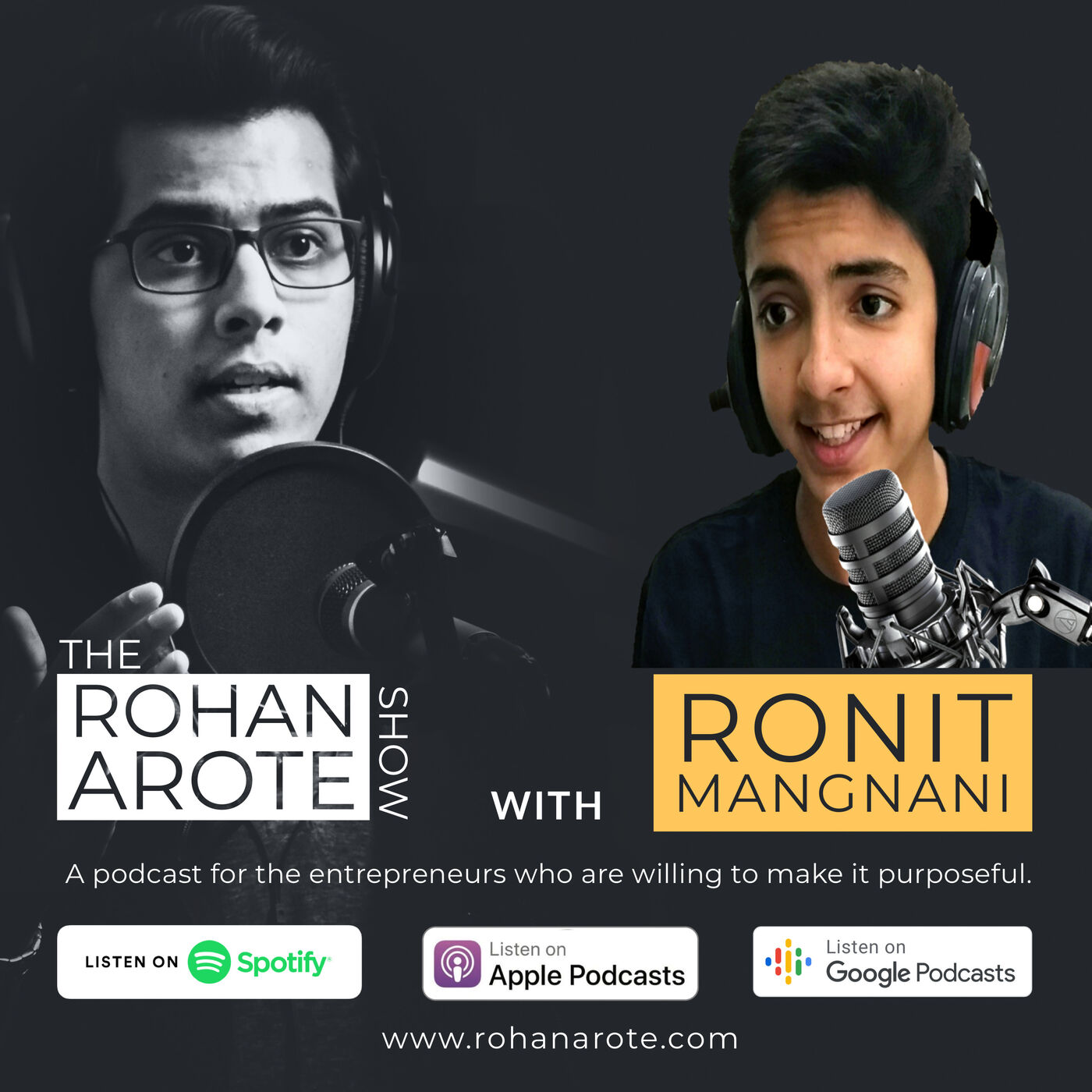 An interview with the young: Ronit Mangnani