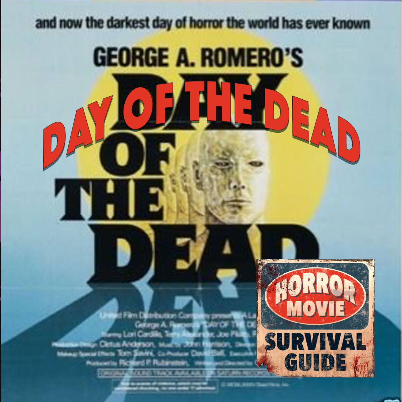 """Day of the Dead """"Choke on Them"""""""