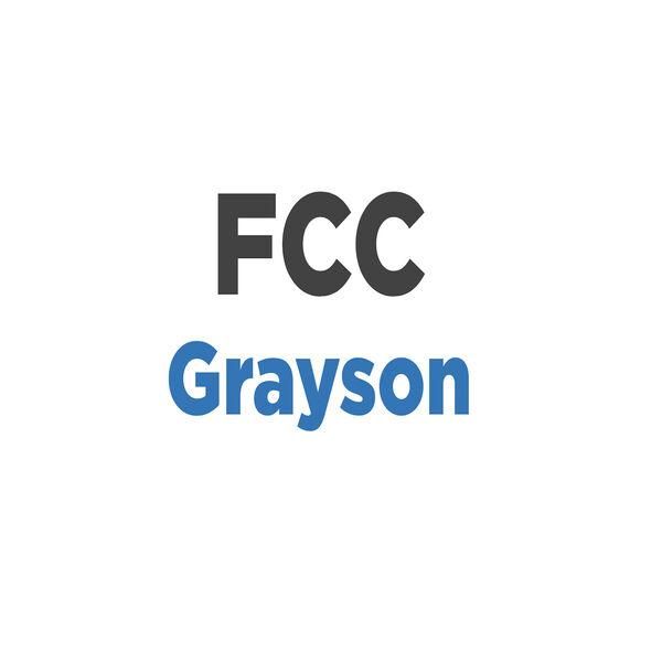 FCC Grayson Podcast Artwork Image
