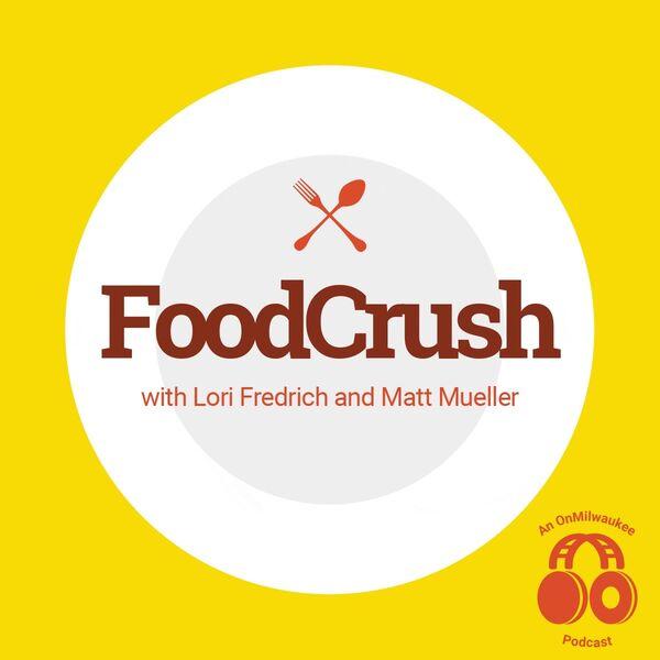 FoodCrush Podcast Artwork Image