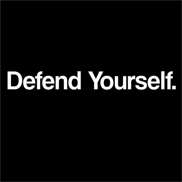 The Self Defense Show - Defend Yourself. Podcast Artwork Image