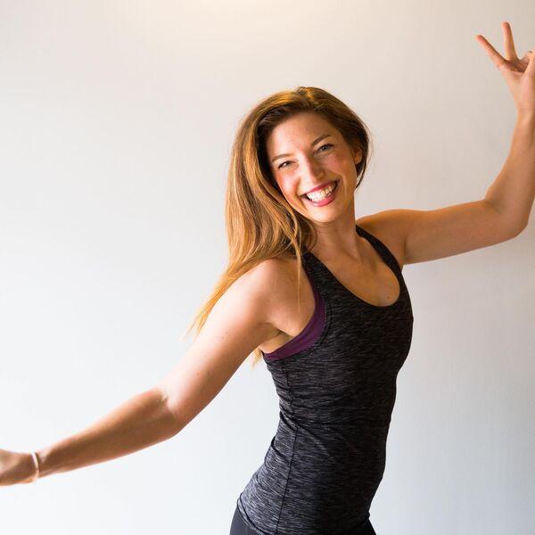 Up Yoga - Baptiste Power Yoga Podcast Artwork Image