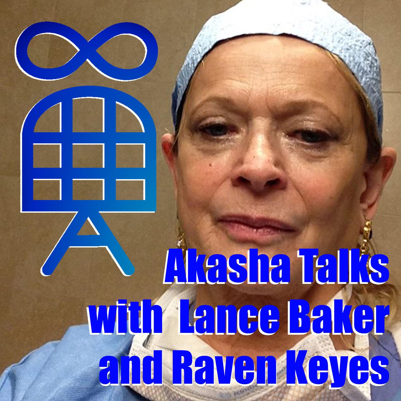 EP013 Raven Keyes - Medical Reiki
