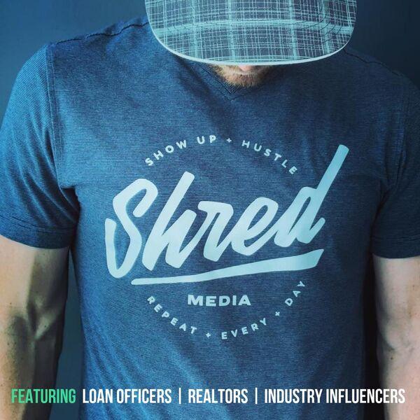 Shred Media Podcast Artwork Image